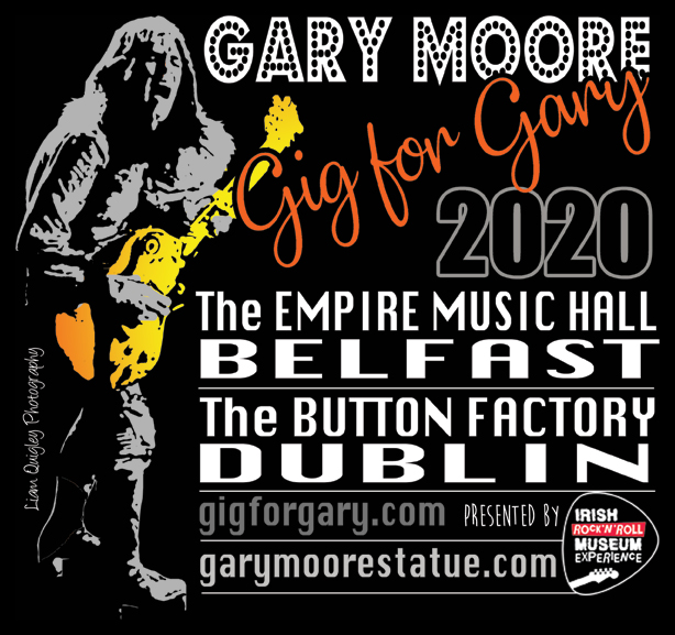 Gig for Gary 2020 Tickets on Sale Dec 20th